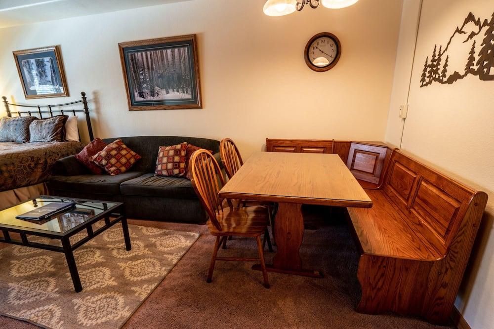 公寓客房, 多張床, 山景 (Gateway Lodge 5005) - 客廳