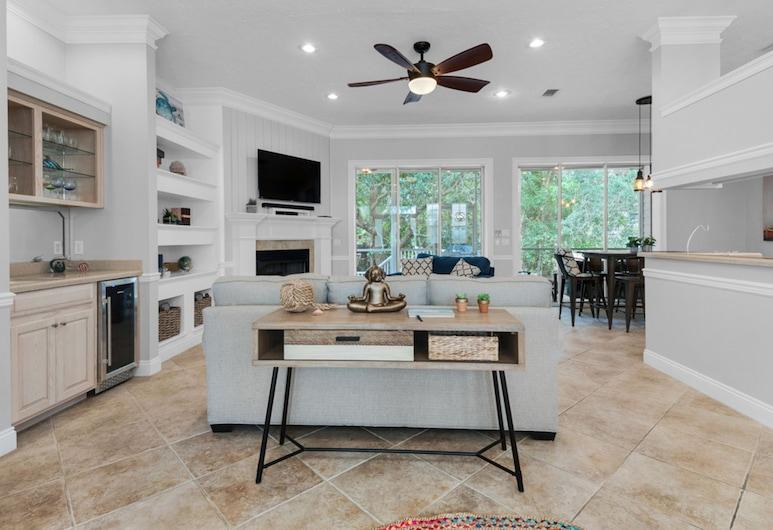 Sea-renity, Destin, House, 3 Bedrooms, Living Area
