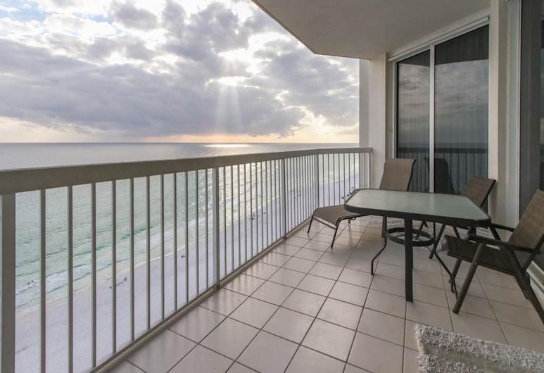 Silver Beach Towers E1505, Destin, Condo, 2 Bedrooms, Balcony