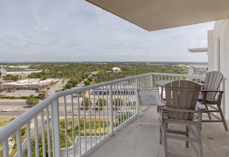 The Terrace at Pelican Beach 1401, Destin, Appartement, 3 slaapkamers, Balkon