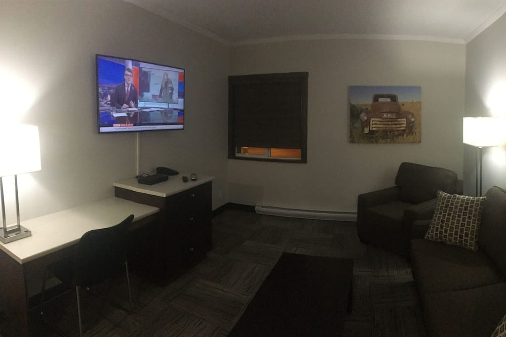 Premium-Suite - Wohnbereich