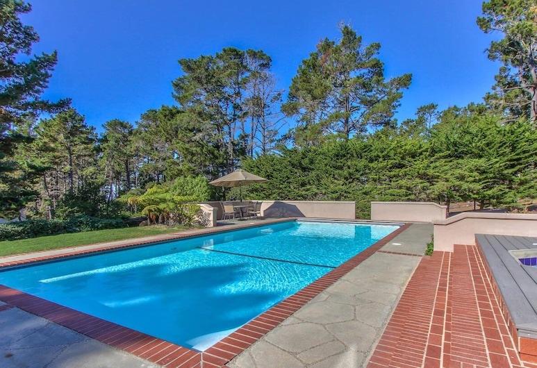 Lx33 - 鵝卵石海灘豪華度假別墅 - 附游泳池, 圓石灘, 別墅, 多張床 (LX33: Luxury Vacation Villa On Pebble), 游泳池