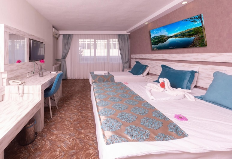 Grand Seray Otel, Анкара, Тримісний номер, Номер
