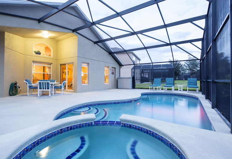 Isle of Tranquility by VillaDirect, Kissimmee, Huis, 4 slaapkamers (3 Bathrooms), Privézwembad