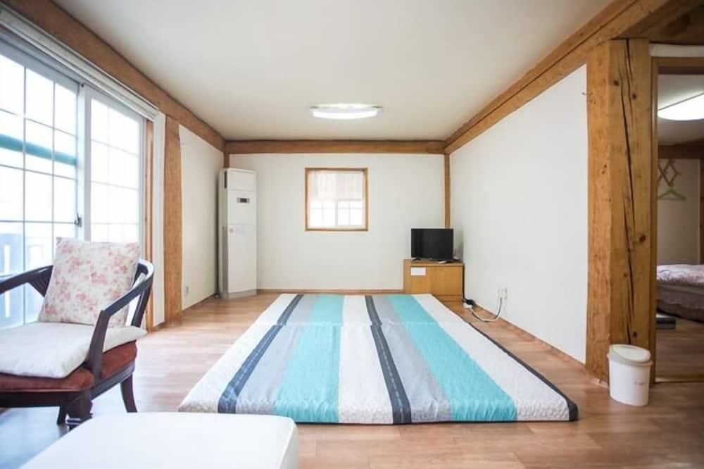 Izba typu Deluxe (Mountain) - Obývacie priestory
