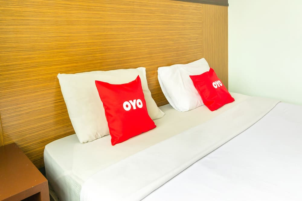 غرفة ديلوكس مزدوجة - سرير ملكي - غرفة نزلاء