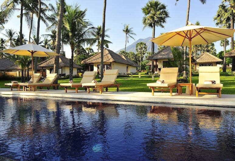 Kubu Indah Dive & Spa Resort, Kubu, Outdoor Pool