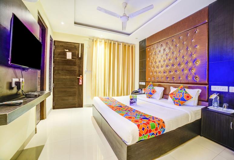 FabHotel The Diamond, Zirakpur, Izba typu Deluxe, Hosťovská izba