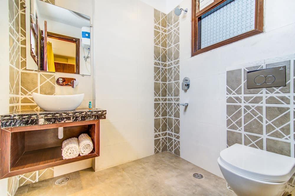 Kamar Deluks - Kamar mandi