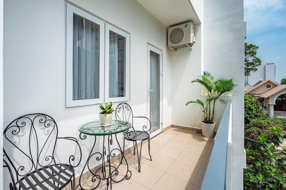Deluxe Apart Daire, 1 Yatak Odası - Balkon