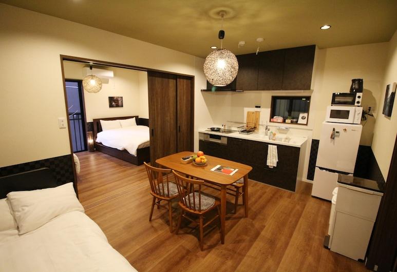 西區九條 3 號 S 公寓酒店, 大阪, 公寓 (S-flat 101 Nishikujo), 客房