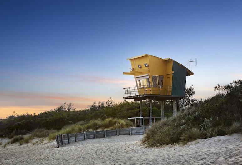 Riviera Beach Resort, Lakes Entrance, Plaża