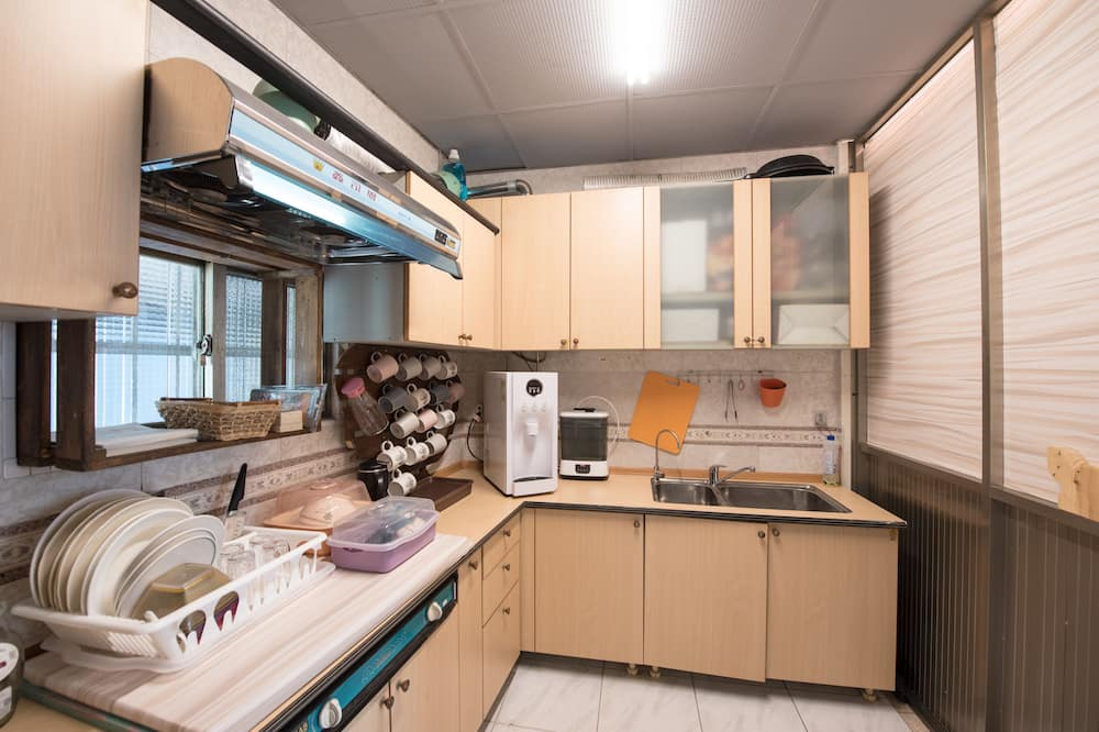 Comfort House - Shared kitchen
