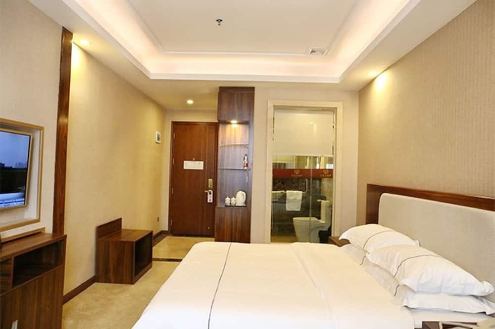 Business Double Room - Bilik Tamu