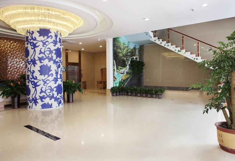 Guangzhou Helong Hotel, Canton, Hall