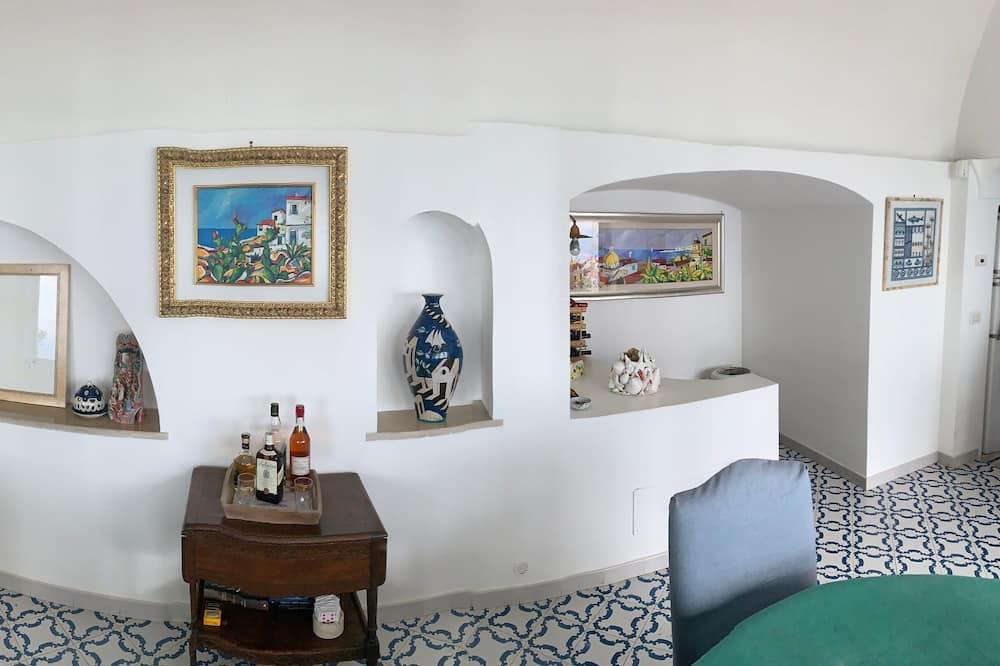 Vila, 2 spálne, výhľad na more - Obývacie priestory