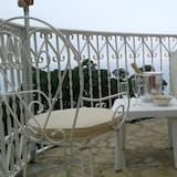 Apartmán s panoramatickým výhľadom, 1 spálňa, výhľad na more - Terasa