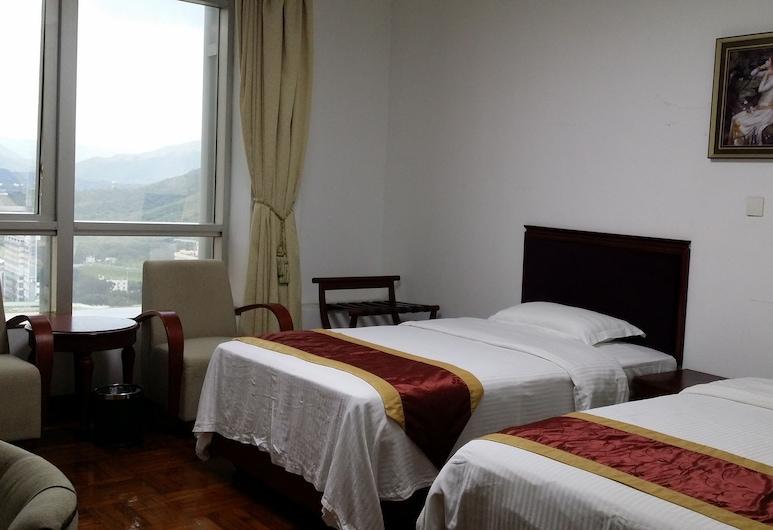 Shenzhen Huizhange Hotel, Shenzhen, Deluxe Twin Room, Guest Room