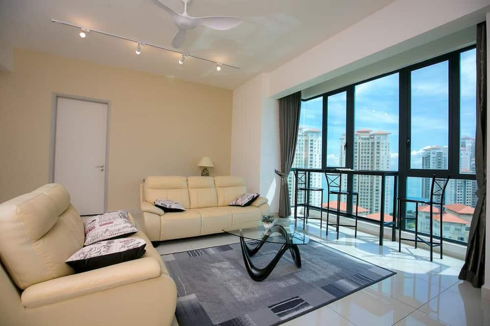 Apartment, 2 Bedrooms, Sea View (A) - Bilik Rehat