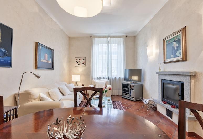 Arsenale Art Apartment, Turin, Apartment, 1 Bedroom, Non Smoking, Living Area