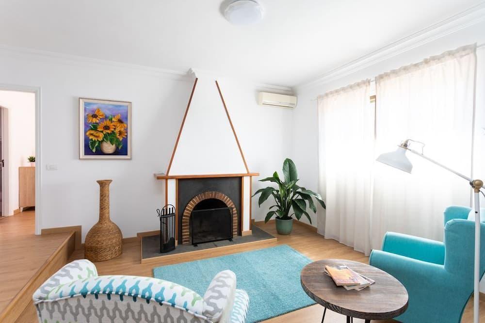 Vila, 4 spálne, výhľad na hory - Obývacie priestory