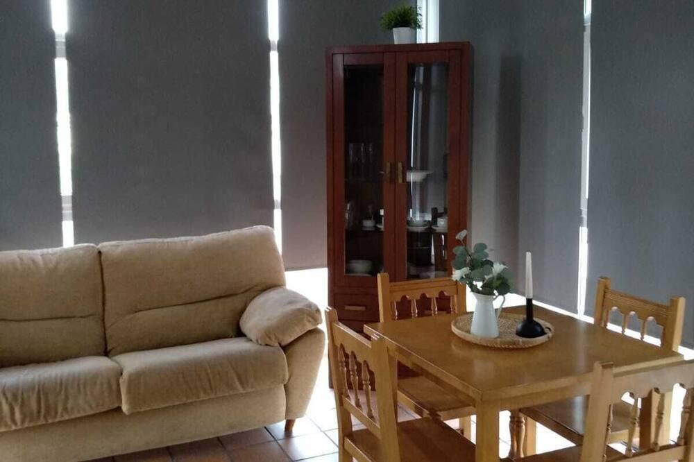 apartman, 2 hálószobával (A) - Nappali rész