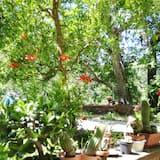 Traditional Double Room, Private Bathroom, Garden View - Garden View