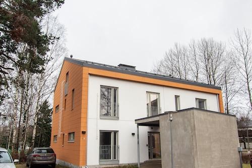 赫爾辛基景點公寓飯店/