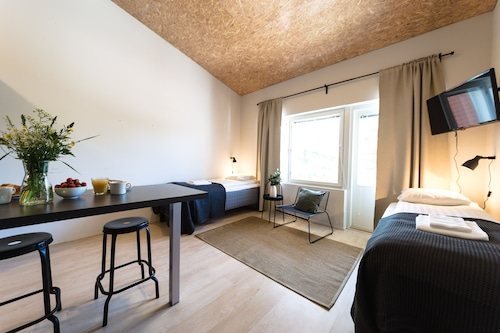 科娜拉斯波特公寓飯店/