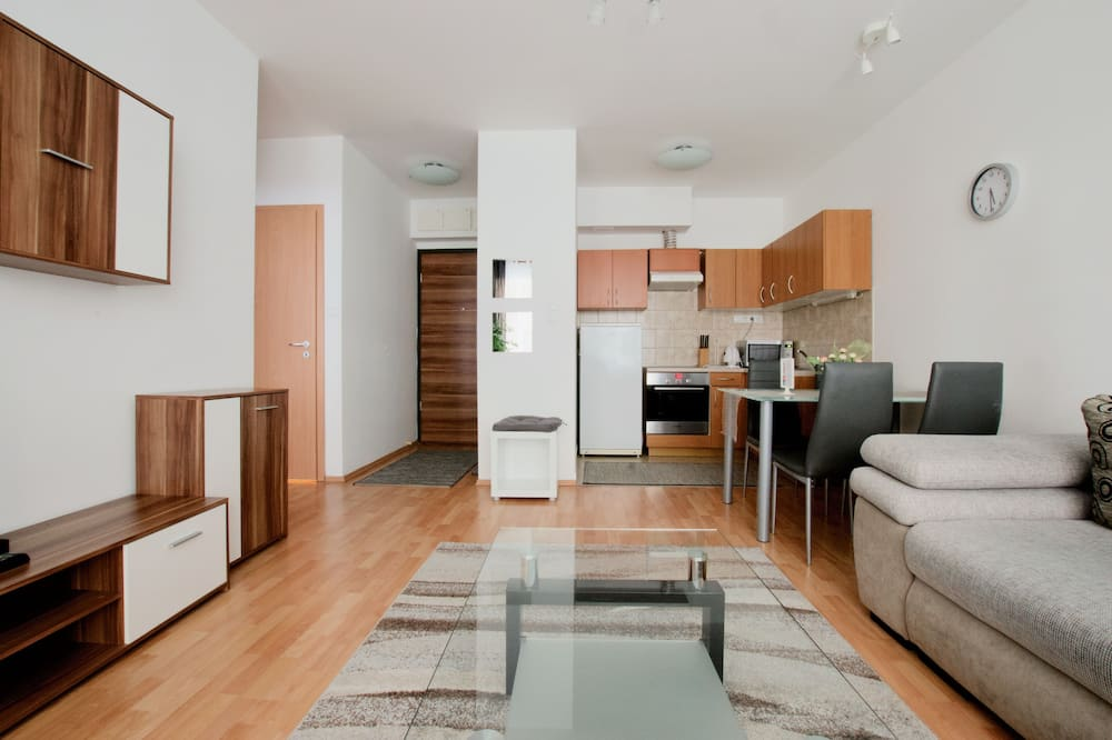 Standardni apartman - Dnevna soba