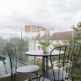 Studio apartman - Balkon