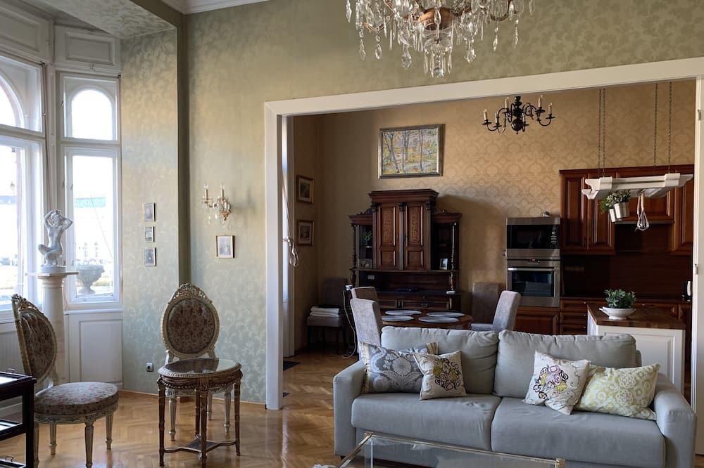 Classic Apart Daire - Oturma Odası