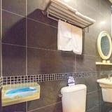 Dobbeltværelse (201) - Badeværelse