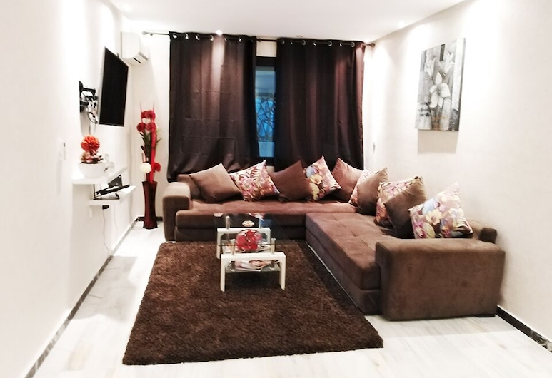 Résidence Harmony, Marrakech, Comfort Apartment, Living Area