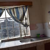 Dvivietis kambarys (2 viengulės lovos) - Bendra virtuvė
