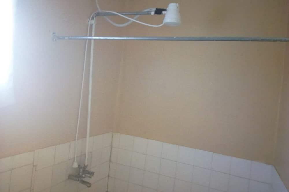 Habitación doble - Ducha en el baño
