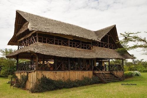 歐洛卡小屋飯店/
