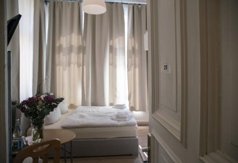 Apartments am Schloßpark, Senftenberg, Studio apartman, pogled na vrt, Soba za goste