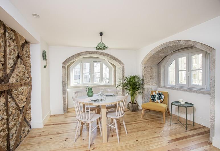 Montebelo Lisbon Downtown Apartments, Λισσαβώνα, Standard Διαμέρισμα, 1 Υπνοδωμάτιο, Περιοχή καθιστικού