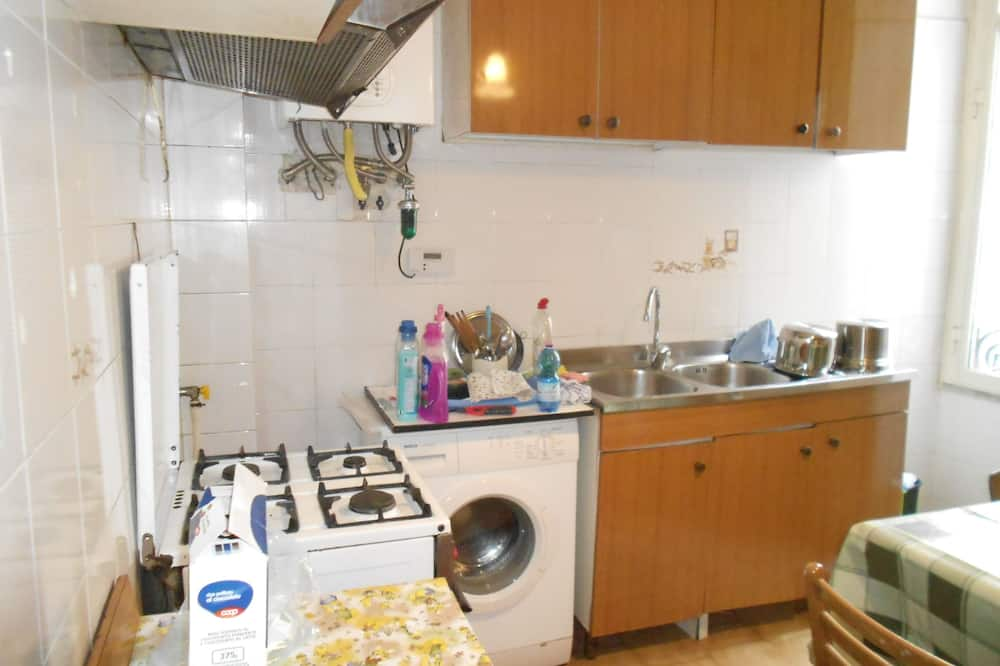 Camera doppia - Cucina in comune