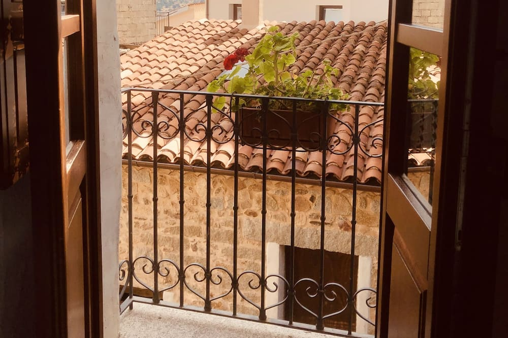 Double Room (Thia Mallena) - Balcony View