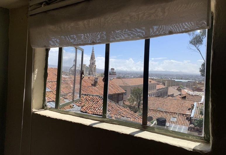 Casa Artistica en Candelaria, Bogotá, Private Room in Candelaria Downtown Amazing View, Guest Room