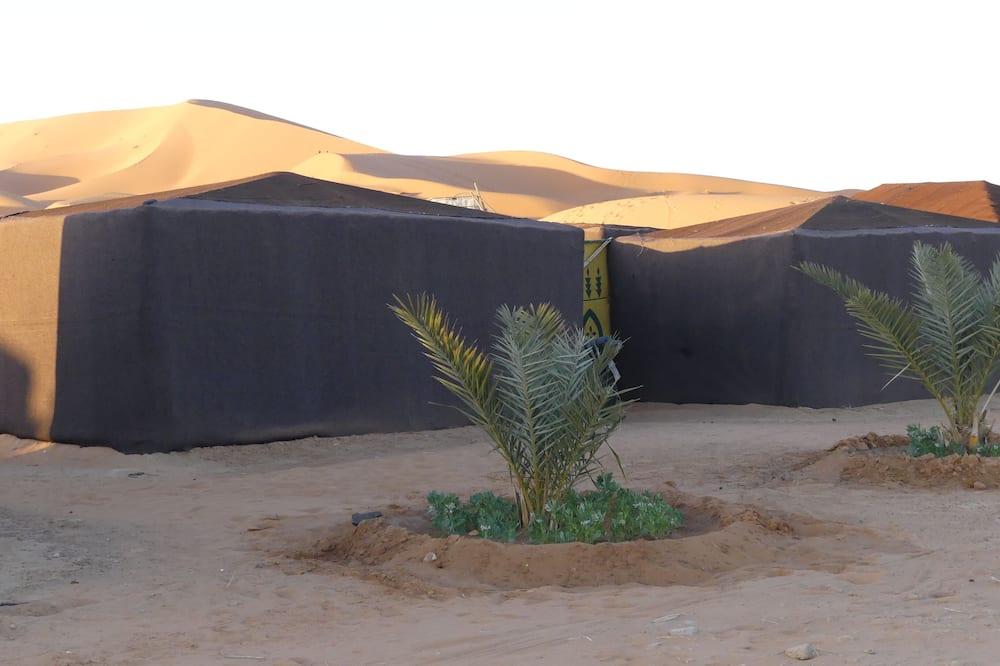 스탠다드 텐트 (4 Adults) - 사막 전망
