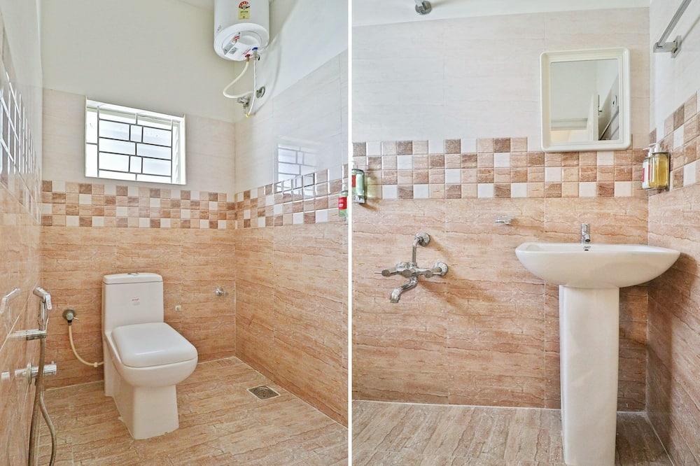 베이직 더블룸 - 욕실