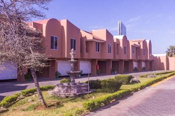 ภาพ Motel LA Autoparador ใน มอเรเลีย