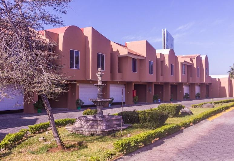 Motel LA Autoparador, Morelia, Hotelfassade
