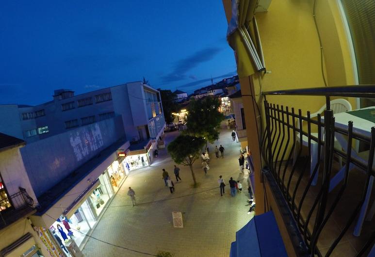 Apartments LAVO, Ohrid, Double Room, Balcony, Balcony