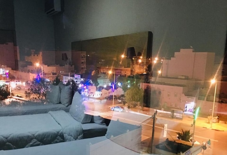 ホテル バレー ジズ, エルラシディア, ダブルまたはツインルーム, 部屋からの眺望