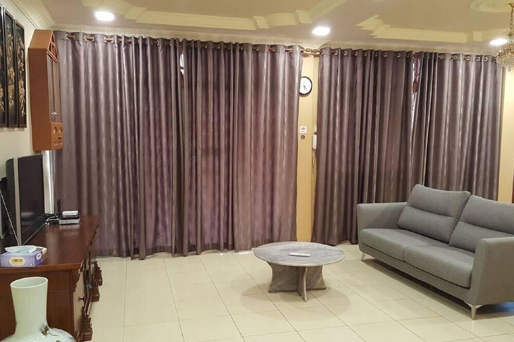 客房 (D) - 客廳