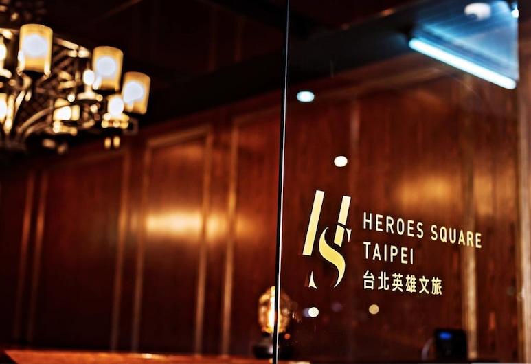 台北英雄文旅, 台北市